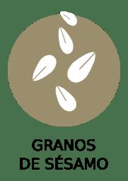 GRANOS DE SÉSAMO